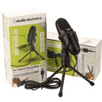 Audio Technica/铁三角 AT9934USB电脑麦克风K歌电容话筒YY语音