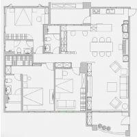 沧州家装设计施工服务-田园风格设计效果图
