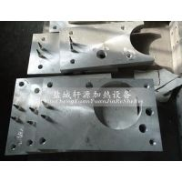 轩源供应硫化机铸铝加热板 根据客户要求定制