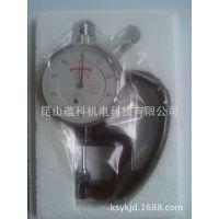 日本孔雀PEACOCK厚度计 G型测厚表 0-10mm 苏州特价 H型 GL型