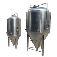 啤酒发酵罐 鲜啤设备 小型烧烤设备