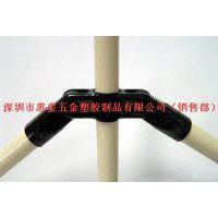 精益管连接件线棒连接件不锈钢管连接件线棒接头温州线棒连接配件