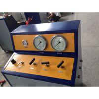 供应消防行业七氟丙烷药剂充装灌装机用于3c认证