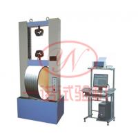 厂家直销热塑性玻璃钢夹砂管环刚度试验机