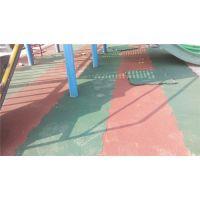 拼装地板_新鲁中塑胶铺设_健身房拼装地板