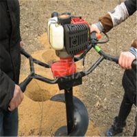 单人挖坑机安徽厂家 微型打坑机价格 佳宸种植打坑机视频