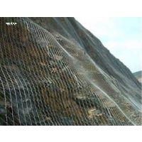 供应边坡防护高强度勾花网 主动防护网 桥梁防护网 安全防护网