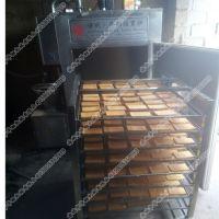 诸城华钢专业生产豆腐干烟熏机 厂家批发四川熏豆腐干机