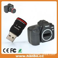 定制仿真数码相机U盘 新款创意橡皮擦优盘 8g足容量定制LOGO