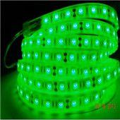 5050RGB硅胶套管灌胶防水软灯条IP68灯带 防水效果极好