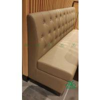 深圳供应卡座沙发/现代餐厅,茶餐厅,卡座沙发厂家 运达来