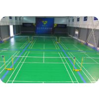 塑胶羽毛球场-塑胶PVC羽毛球场施工