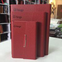 25开平装本 高级pu皮记事本 创意笔记本 三折式本子 pu记事本定做