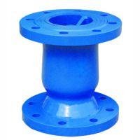 沃茨水工业阀门W-HC42X静音止回阀 水利管道单向逆止器 水泵出口水流单向阀