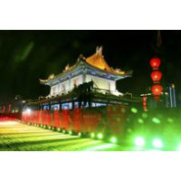 亮化、照明设计青岛夜景