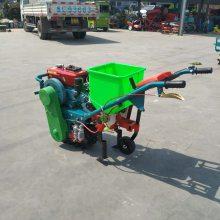 汽油施肥机 富民牌玉米地施肥机