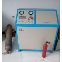 二氧化碳灭火器灌装机@CO2灭火器充装机@二氧化碳灭火器维修专用设备