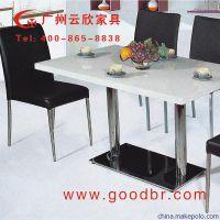 广州中高档餐桌椅,茶餐厅餐桌椅,西餐厅餐桌椅订做,批发