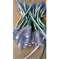 12V白光高亮度led穿孔外露灯串