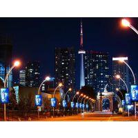 深圳 P5P6户外高清LED全彩户外广告机/灯杆屏 LED显示屏 道路灯杆屏