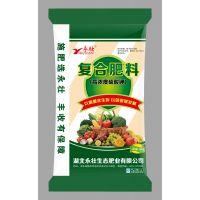 永壮牌 高浓度硫酸钾复合肥 高氮高钾化肥 苹果专用肥 氮磷钾16-5-24