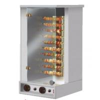 Rotisol 450BG 水平旋转十轴烤炉(燃气)