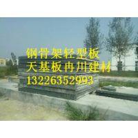 甘肃钢骨架轻型板认准冉川13226352993