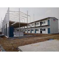 献县搭建多层活动板房,岩棉雅致房,集装箱房,彩钢板批发