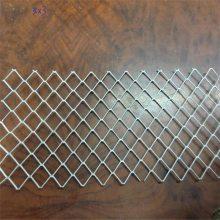 旺来菱型板网 菱型抹墙网 圈玉米围网