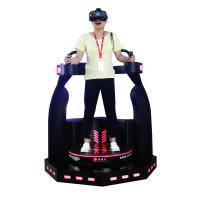 VR体验馆之VR自由激战 VR动感平台