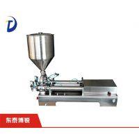 随州膏体灌装机|武汉东泰半自动膏体灌装机|不锈钢膏体灌装机