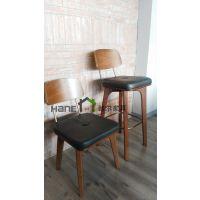 供应日本铜管椅 上海餐厅定制高档椅 韩尔直销