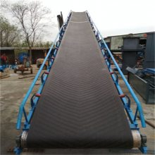 汇众DY600型袋装水泥装车皮带机 电动升降装货用胶带输送机