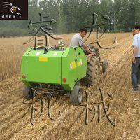 收获机械-【睿龙牌】打捆机 麦秸棉杆打捆机图及报价