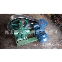厂家直销 MB皮带轮油泵 MB-1 1/2-C  口径1.5寸  油泵 齿轮油泵