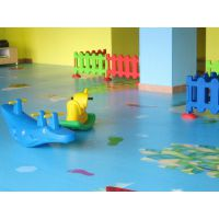 幼儿园专用pvc地板,地胶,塑胶地板,厂家直销