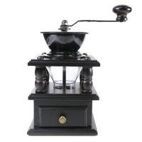 A05手摇咖啡豆磨豆机 小型手动咖啡研磨机 家用磨粉咖啡机批发