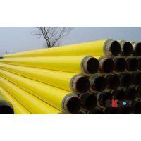 朔州市采暖聚氨酯预制直埋保温管生产厂家、销售价格