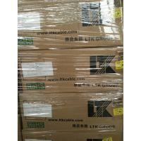 现货 UL2481#25-1P-105℃300V-黑-(黑/棕) 耐油,耐候乐庭(LTK)