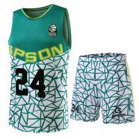 新款运动户外女款篮球服套装春夏吸湿排汗速干厂家定制批发