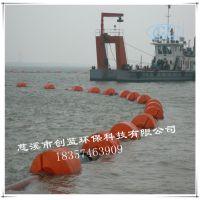 PE滚塑加工 滩涂抽沙疏浚浮筒 管道浮体厂家直销