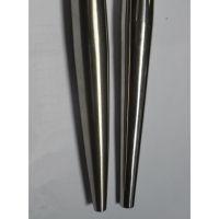 广东供应304收口不锈钢管 防腐蚀韧性好亮光收缩口不锈钢圆管