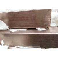 供应不锈钢扁管10x40厚度1.0毫米 规格齐全201材质