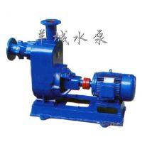 广州羊城水泵厂|ZW80-40-16自吸无堵塞排污泵|惠州铸铁自吸泵|佛山排污泵