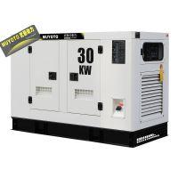 30KW三相柴油发电机-三相水利发电
