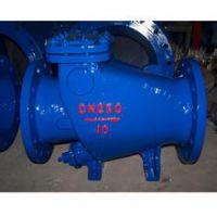 HH44X-10/16/26C DN250 水力控制阀系类 HH44X-25C微阻缓闭止回阀