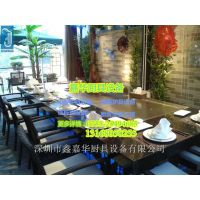 深圳鑫嘉华厨具公司【广东厨房设备】 | 食品机械设备 | 双动双速和面机|