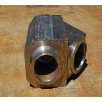 河北龙业供应DN500 PNa4.0 P22 高压锻制直角三通 合金钢