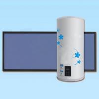 怎样安装阳台壁挂式太阳能热水器?