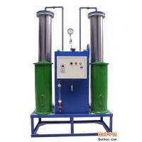 100%除垢【不锈钢组合式钠离子交换器】锅炉/供热空调系统补充水